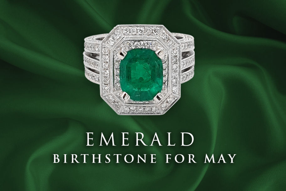 Emerald Birthstone for May